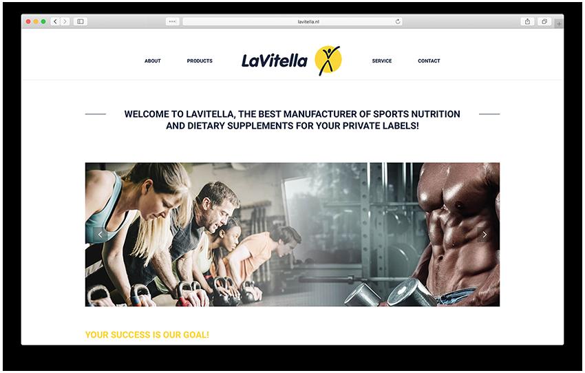 Website - La Vitella