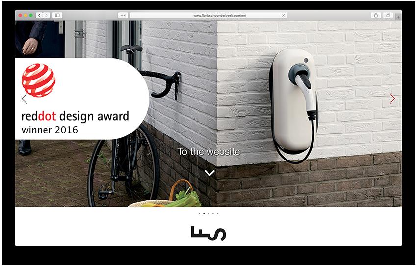 Website - Studio Floris Schoonderbeek
