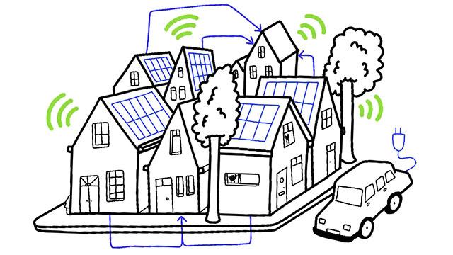 Wijkie - WiFi wijk